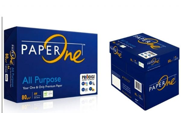 A4 PaperOne All Purpose Fotokopi Kağıdı 1 koli (5paket)